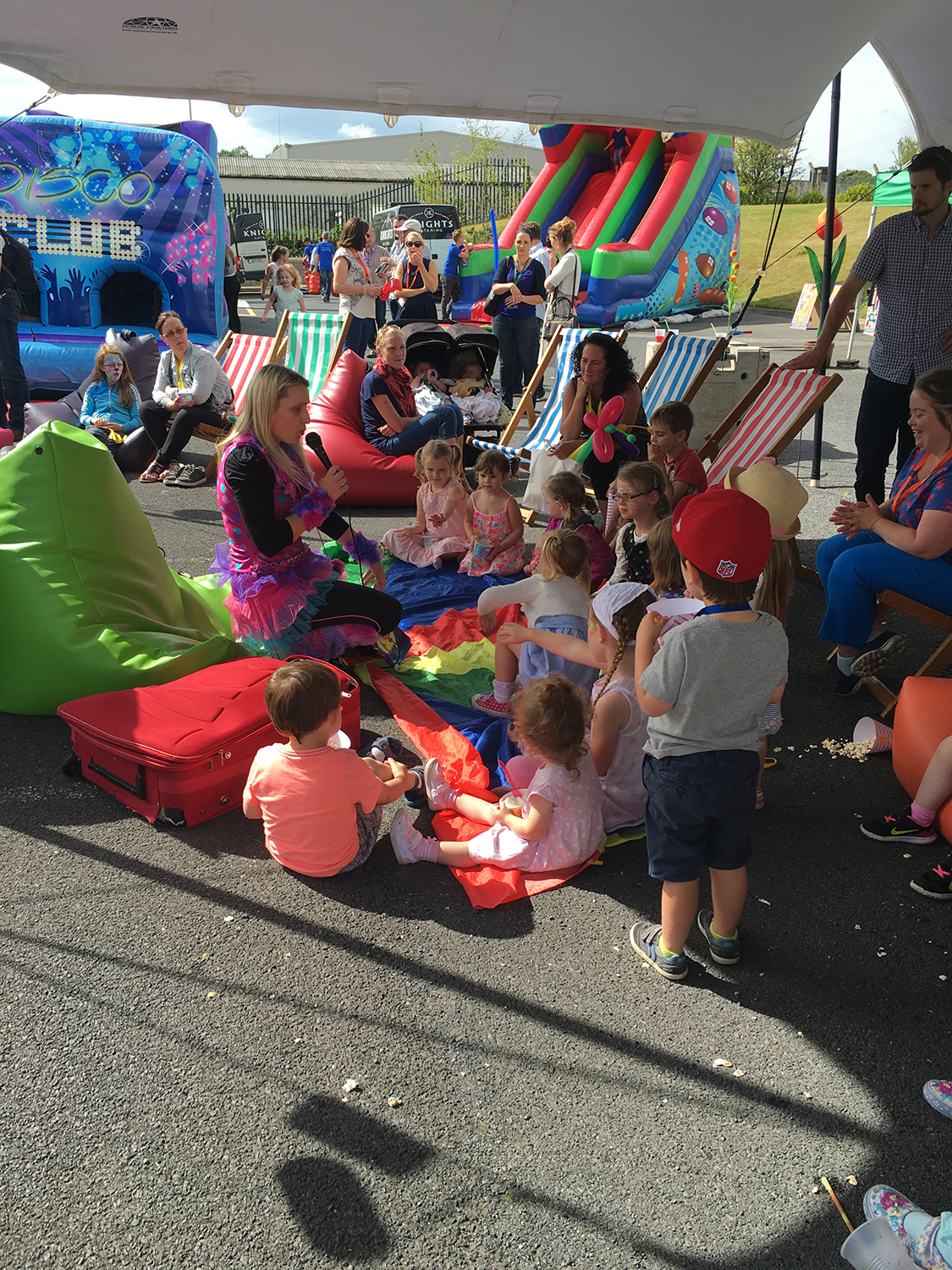 Bristol-Myers Squibb Family Day