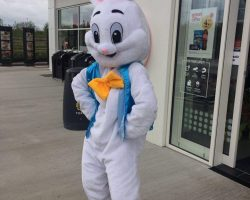 Easter Bunny at Topaz